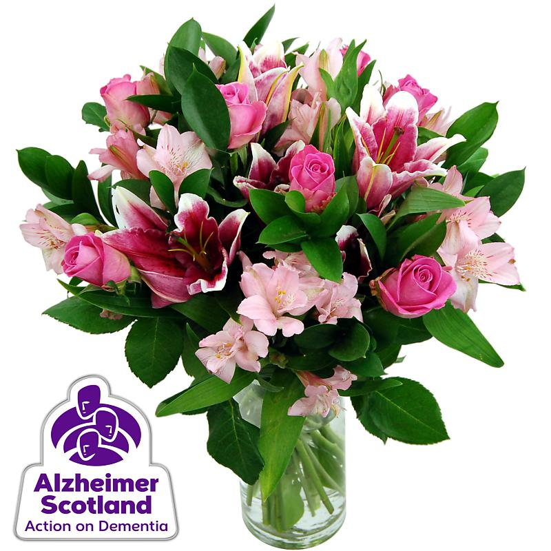 Alzheimer Scotland Bouquet