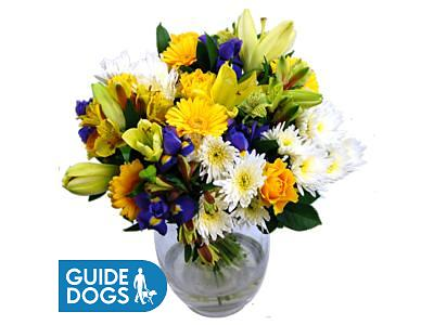 Guide Dogs UK Bouquet