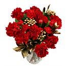 small image of our carnation sparkle bouquet