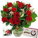 Christmas Rose Gift Set