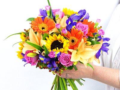 Winter Sunshine Bouquet