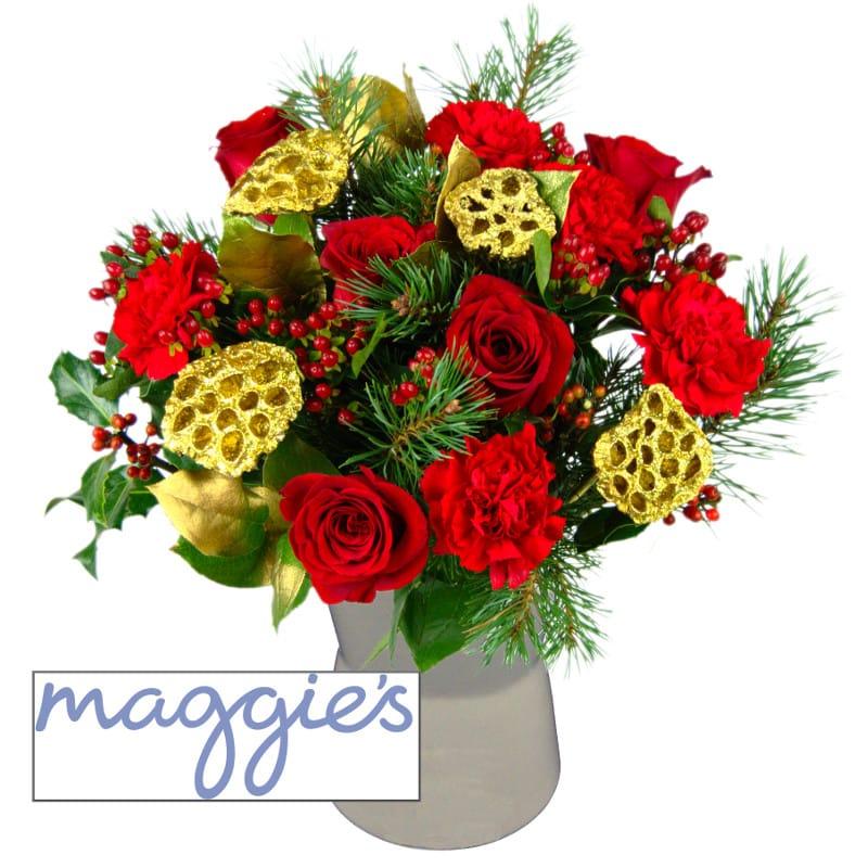Maggie's Favourite Christmas Bouquet