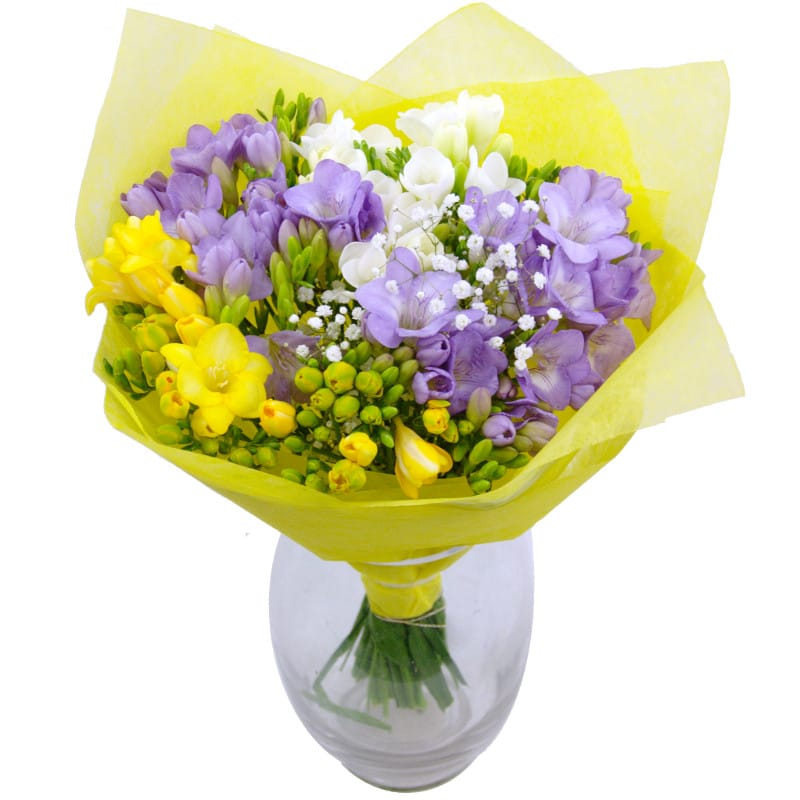 Fantasy Freesia Bouquet
