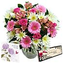 Mother's Day Bouquet Gift Set