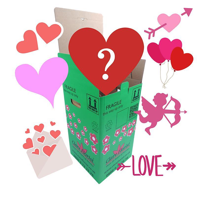 Mystery Valentine's Bouquet