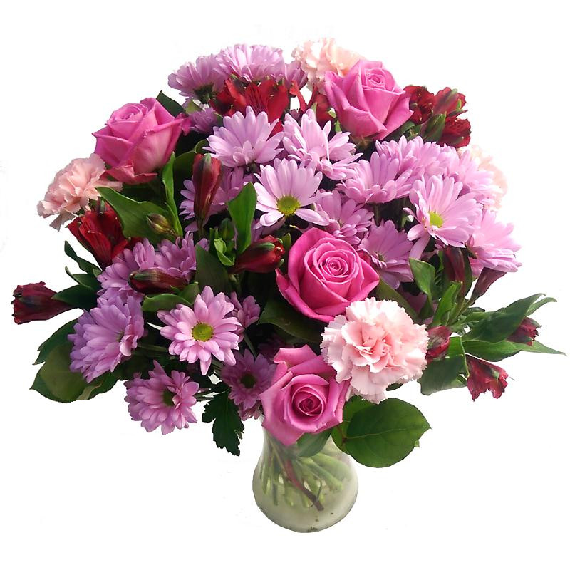 Perfect Pink Mother's Day Bouquet