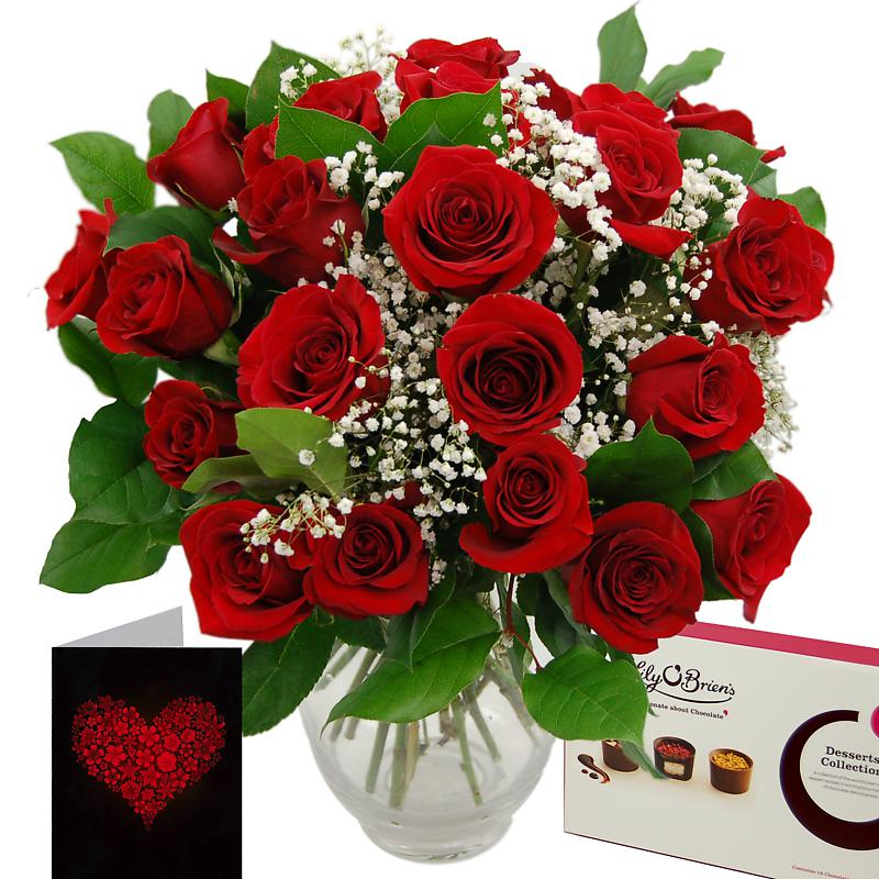 Promised Roses Gift Set half price special offer on subscriptions.