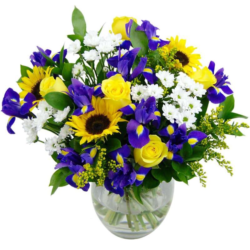 springtime daze flowers