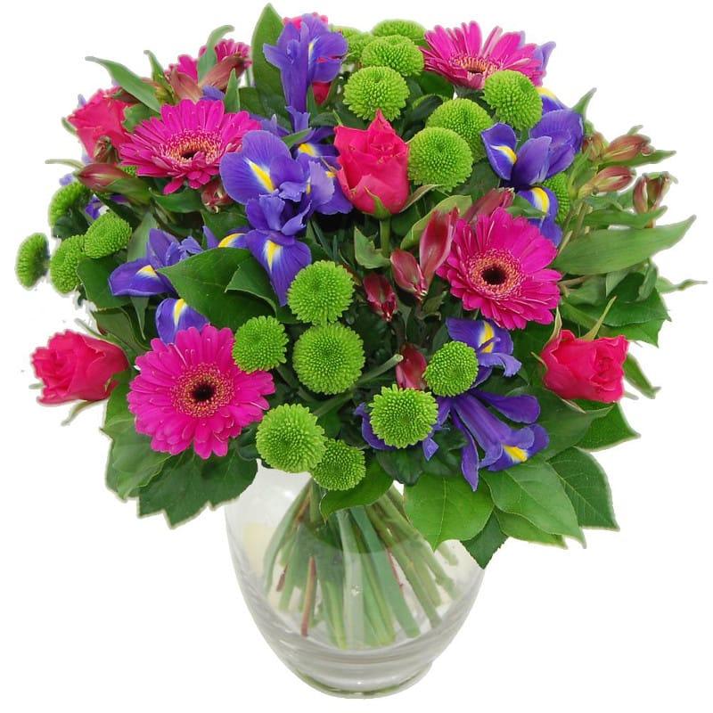thanks mum bouquet
