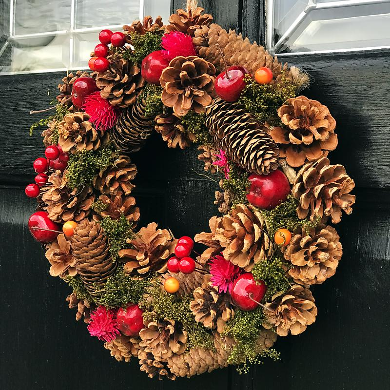 Very Berry Wreath