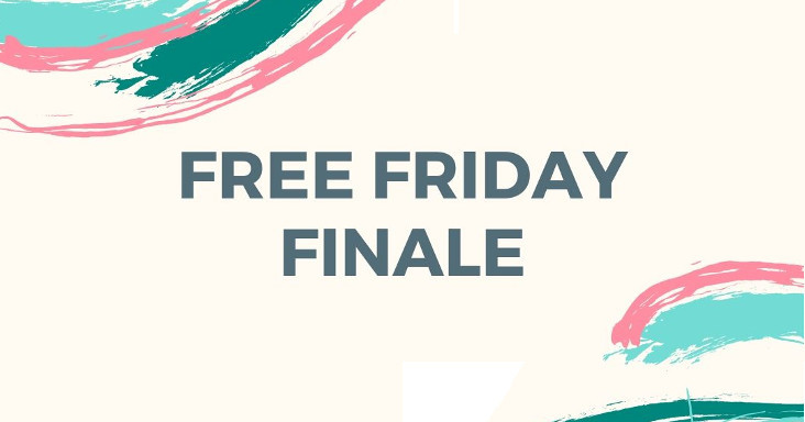 Free Friday Finale Blog Thumb