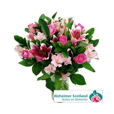 Link to Flowers for Charities
