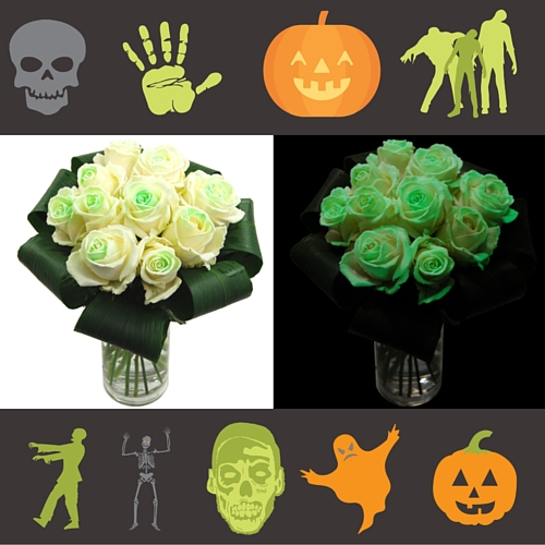 Glow in the Dark Roses 2015