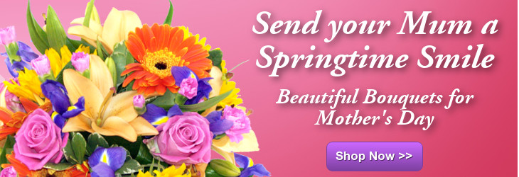 Mother's Day Flowers with Clare Florist