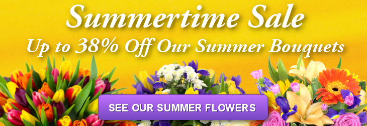 Summer Flowers with Clare Florist