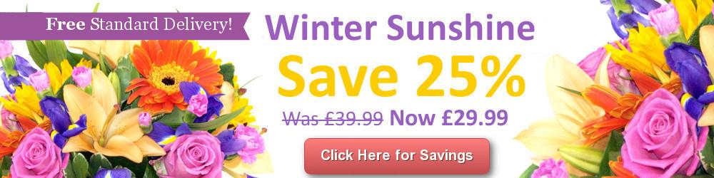 Winter Sunshine Offer