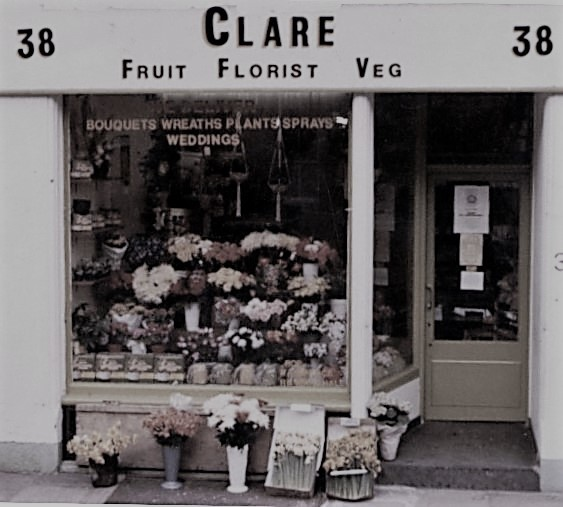 Clare Old Shop