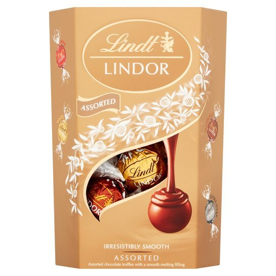 Lindt Assorted Chocolate Truffles with Free Delivery
