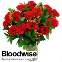 Bloodwise Charity Bouquet