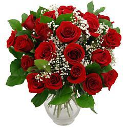 Promise 24 Red Roses
