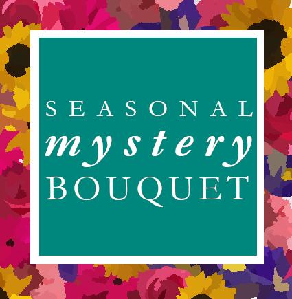 Mystery Flower Bouquet - Birthday