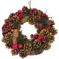 Very Berry Christmas Wreath