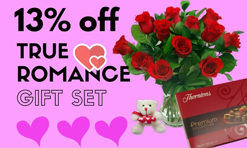 True Romance Gift Set Special Offer